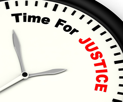 Image - time for justice